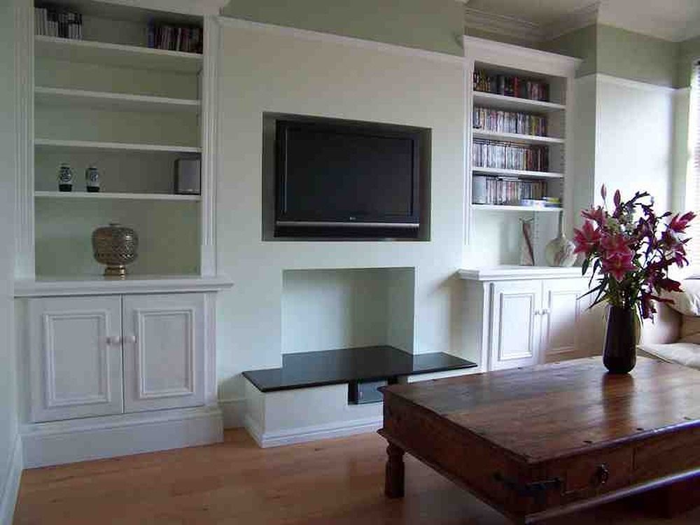 Alcove Shelves And Cupboard Carpentry Joinery Job In