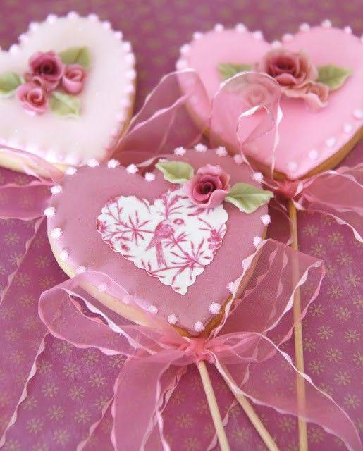 """queenbee1924: """" cookie 'pops' ♥ """""""