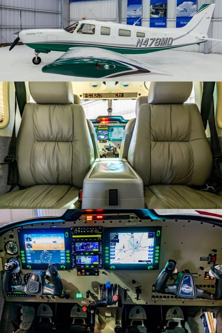 2005 Saratoga II TC PA32R301T for Sale in 2020