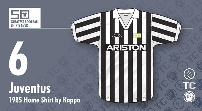50 Camisas De Futebol Mais Bonitas De Todos Os Tempos Camisas De Futebol Juventus Camisa
