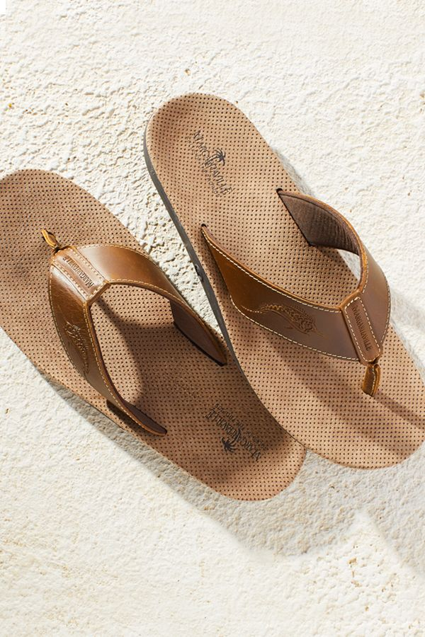 0ac02c0c5714 Reel in a little easygoing style with the New Marlin men s sandal from  Margaritaville.