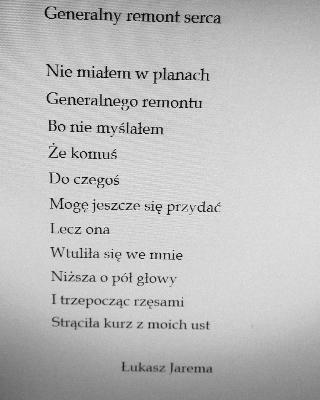 Nowy Poezjasmutnaismutniejsza Poezja Wiersz Art