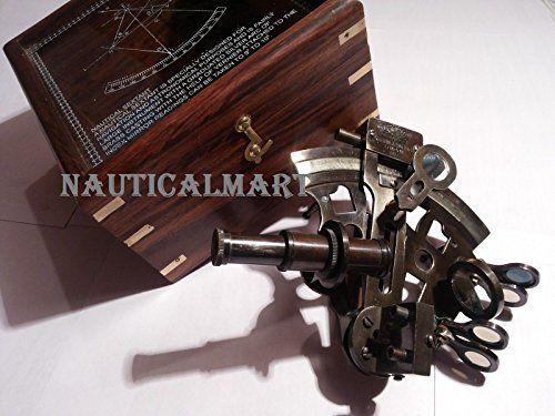 """4"""" Marine Working Instrument Astrolabe Solid Brass Sextan... https://www.amazon.com/dp/B01IJY0AYO/ref=cm_sw_r_pi_dp_x_2ZTgzbZZ15KSH"""