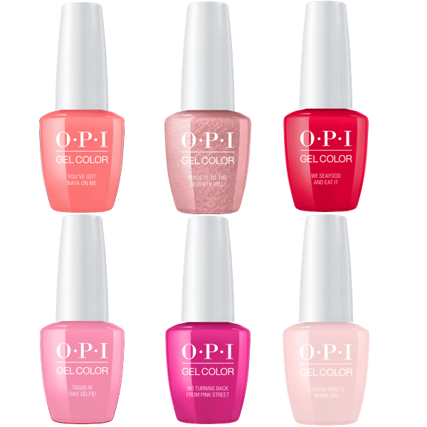 OPI GelColor Spring 2018 Lisbon Collection #1 in 2019 | Nails | Opi ...