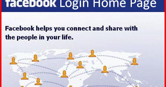 Facebook Log In Facebook Login Home Page Facebook help