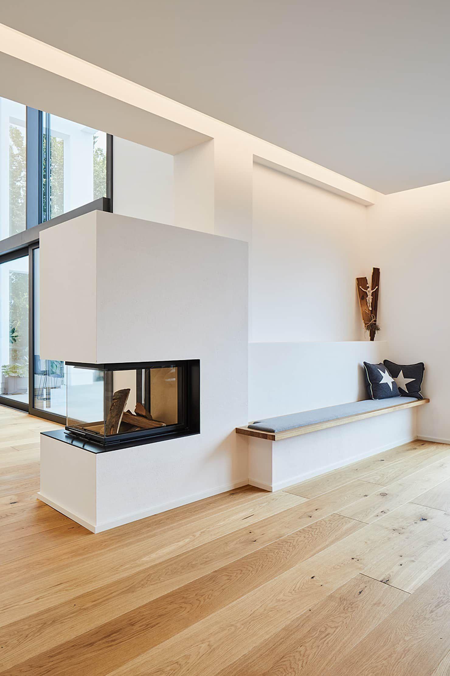 Efh in bornheim moderne wohnzimmer von philip kistner fotografie
