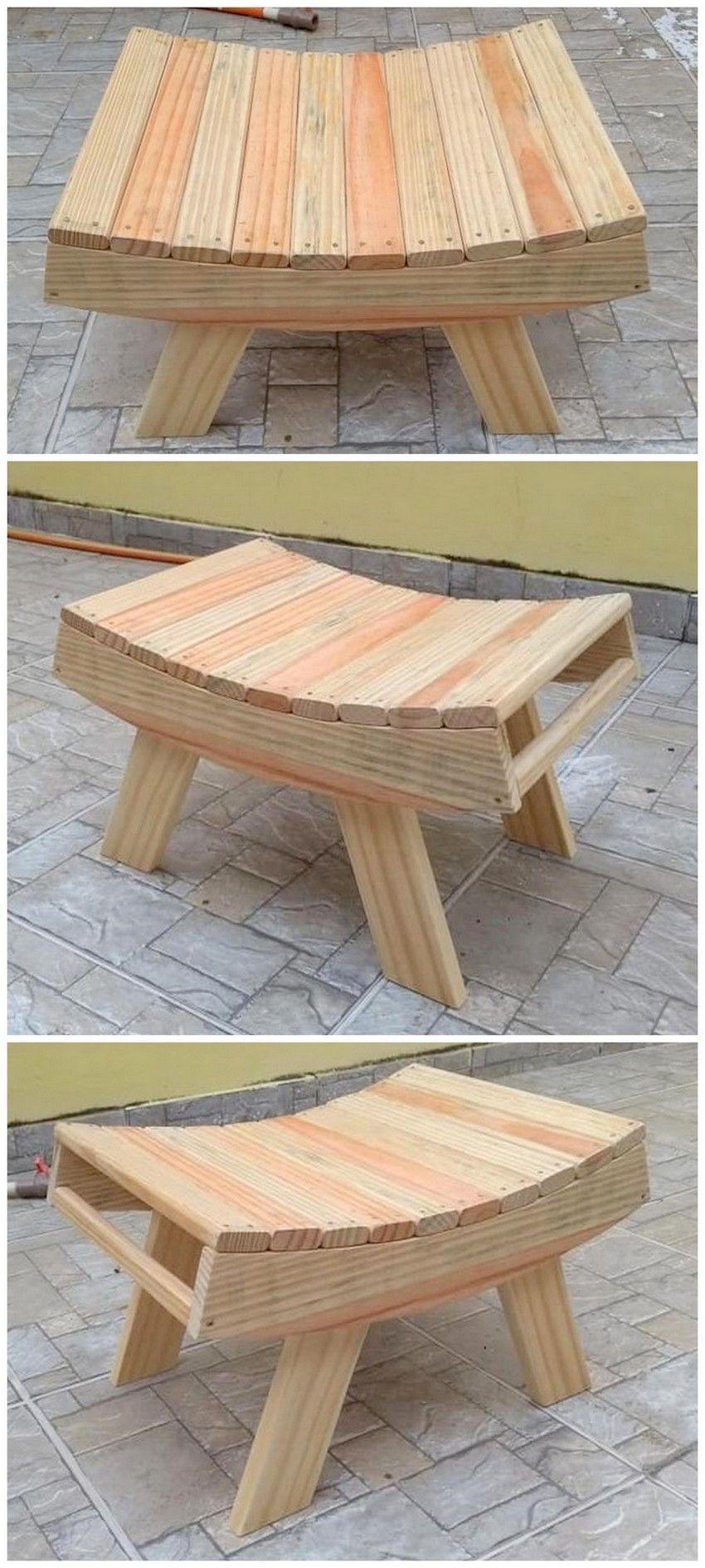 Easy Make Pallet Yard Wooden