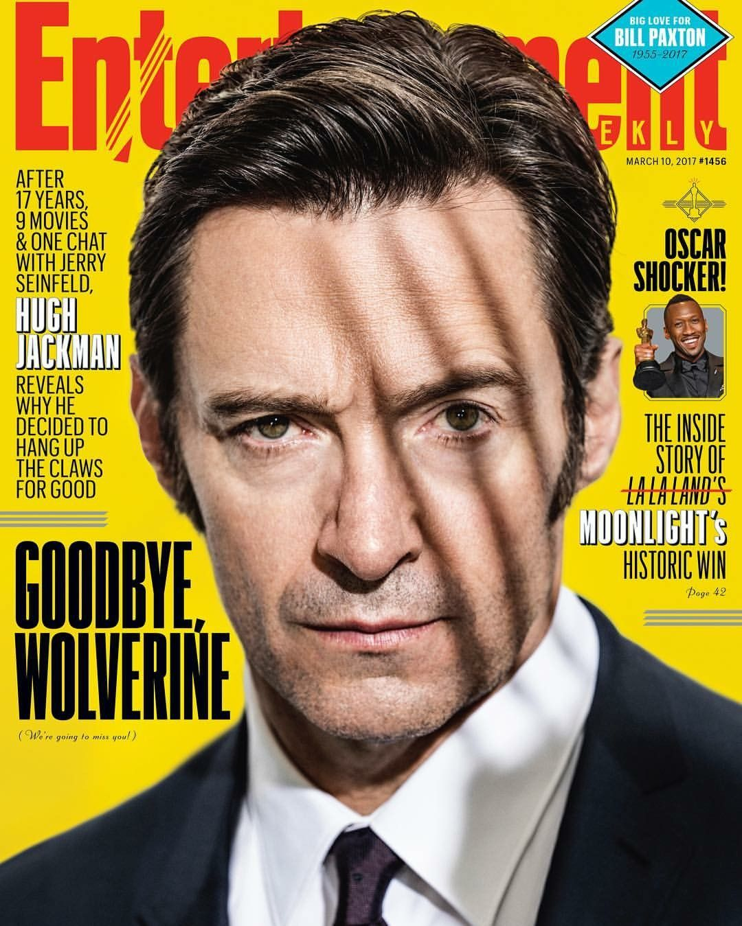 Pin Von Michellecarrick Auf Hugh Jackman Hugh Jackman Entertainment Weekly Promis