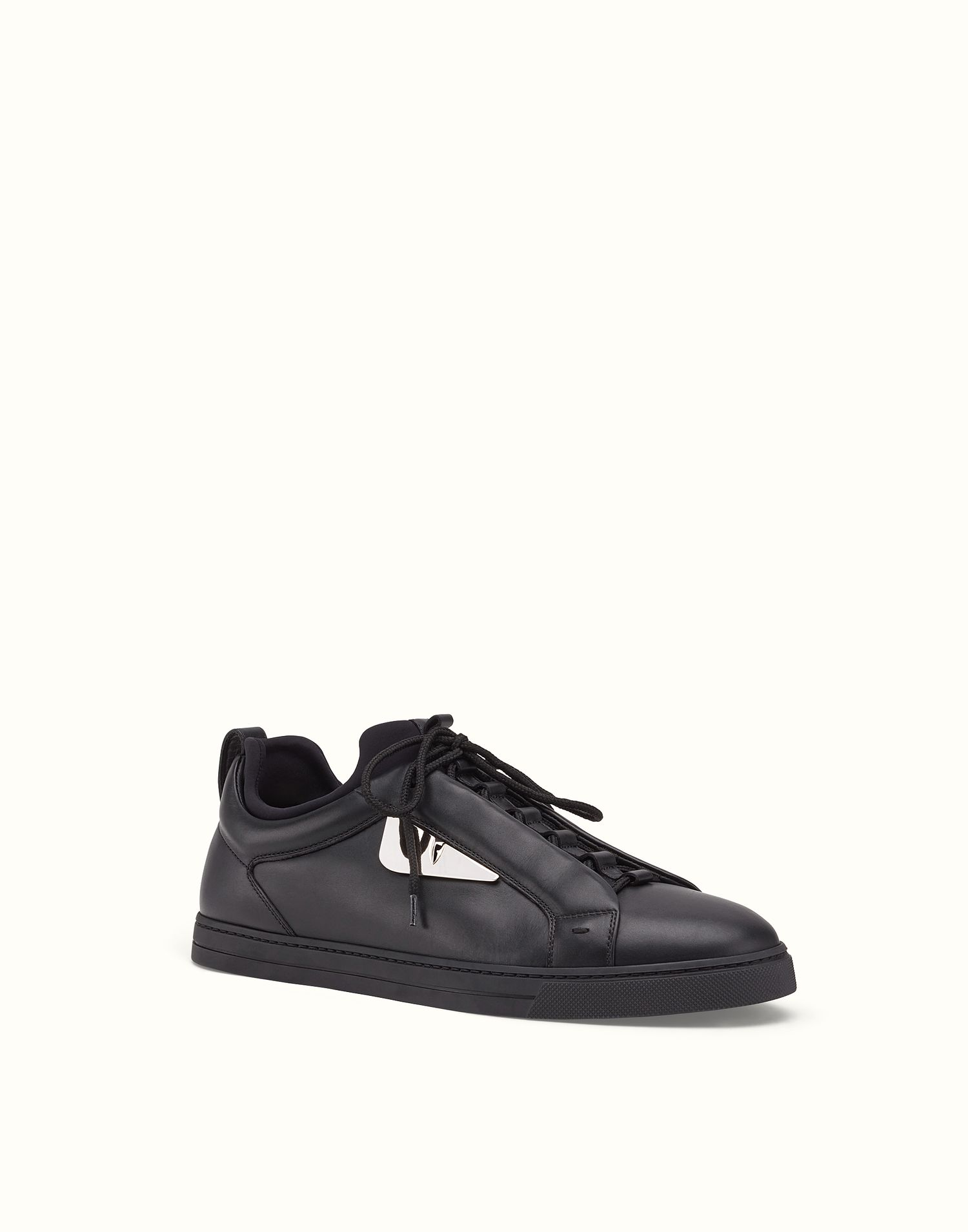 Sneaker   Men sneakers   Pinterest   Sneakers, Leather and lace et Fendi bfc37c2287f