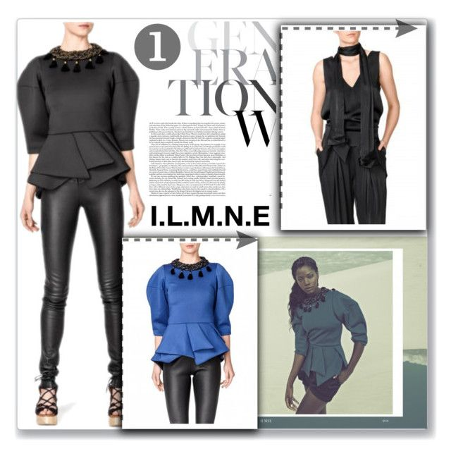 """ILMNE 1"" by mery66 ❤ liked on Polyvore featuring ilmne"