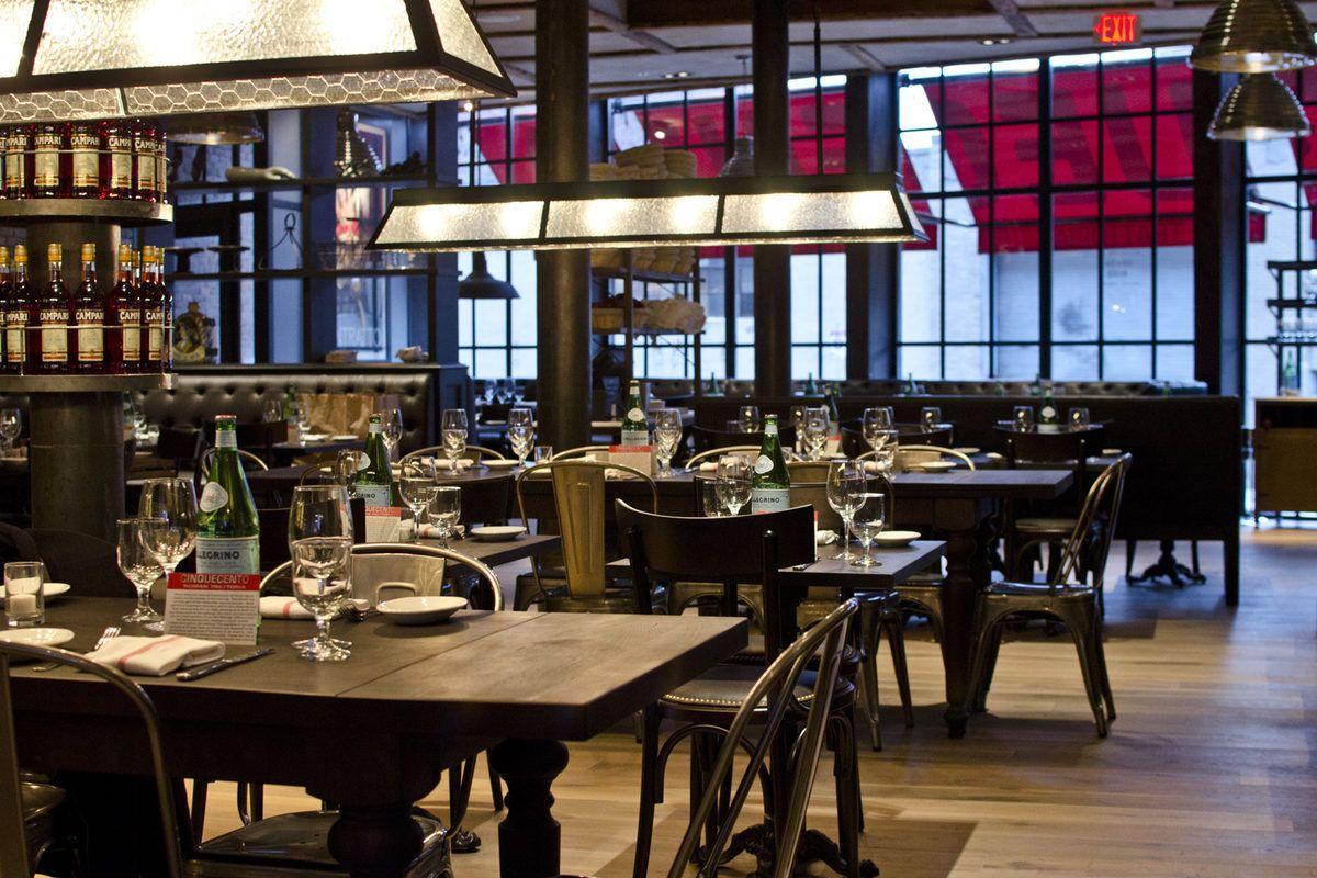 cinquecento boston restaurant
