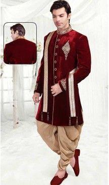 Pin On Royal Men Wedding Sherwani