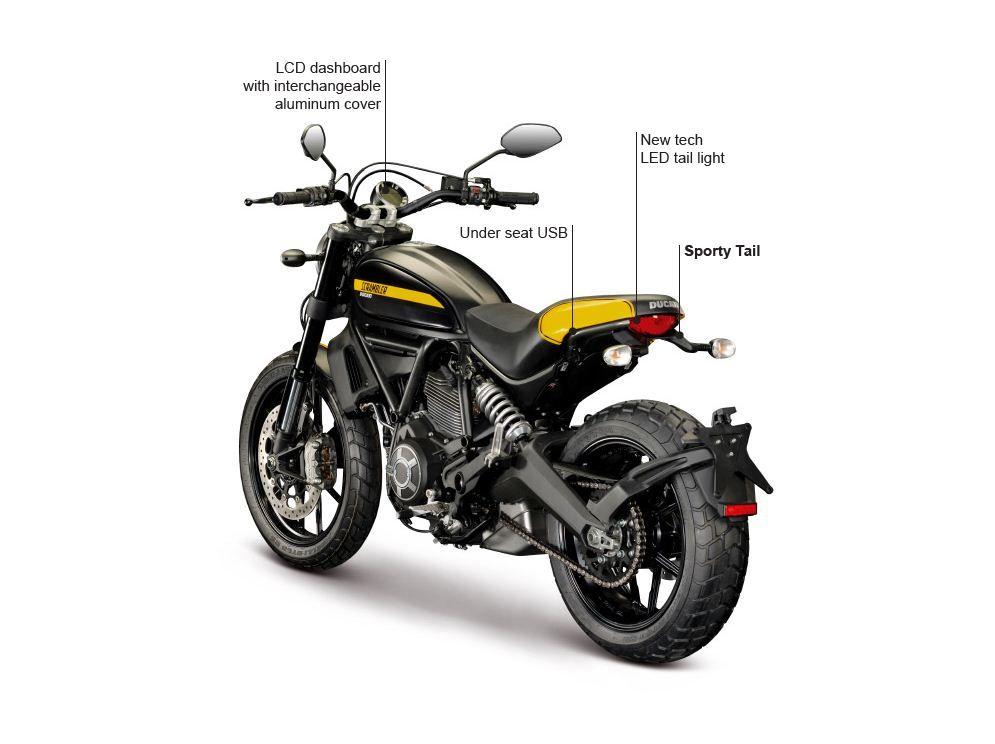 Ducati Scrambler Full Throttle Detailed Model Breakdown - Ducati Scrambler Forum