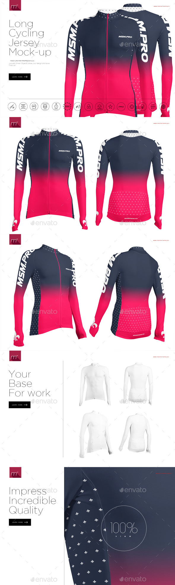 Download Long Cycling Jersey Mock Up Miscellaneous Apparel Mockup Design Bike Design Mockup Photoshop
