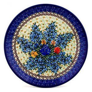 Polish Pottery #U1926 Ceramika Artystyczna, Boleslawiec Pattern P4015A