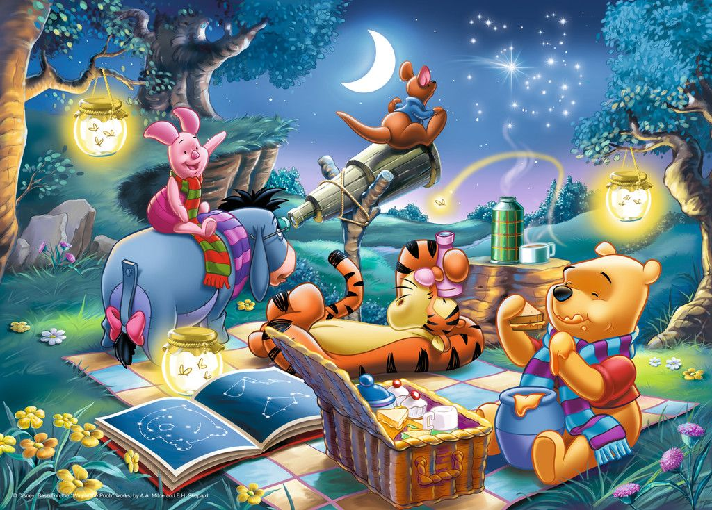 Winnie The Pooh Adultes Puzzles Produits Frbe Ravensburger Com Winnie The Pooh Freunde Winnie Pooh Bilder Disney Winnie Puuh