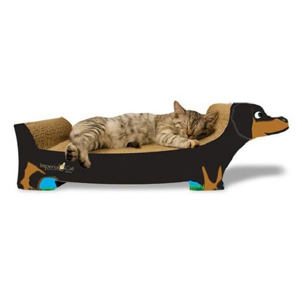 14 rascadores para gatos creativos que encantarán a tu minino.   #gatos #gato #rascadores #creatividad
