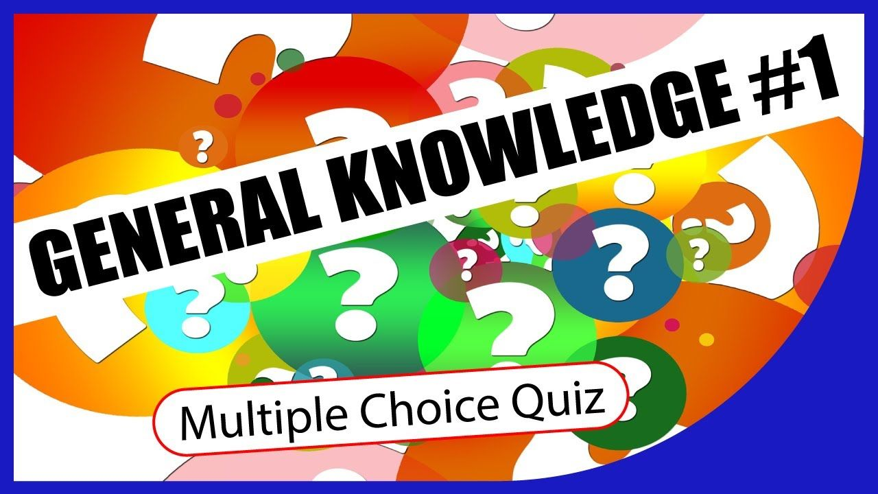 Q★ | General Knowledge #1 | MULTIPLE CHOICE QUIZ | Q-Star ...