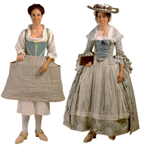 18th century American colonist vernacular?