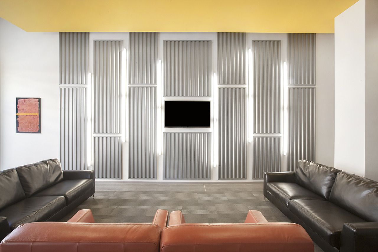 Entryway Lounge at Canopy Lofts in Lincoln Ne. //. & Entryway Lounge at Canopy Lofts in Lincoln Ne. http://www ...