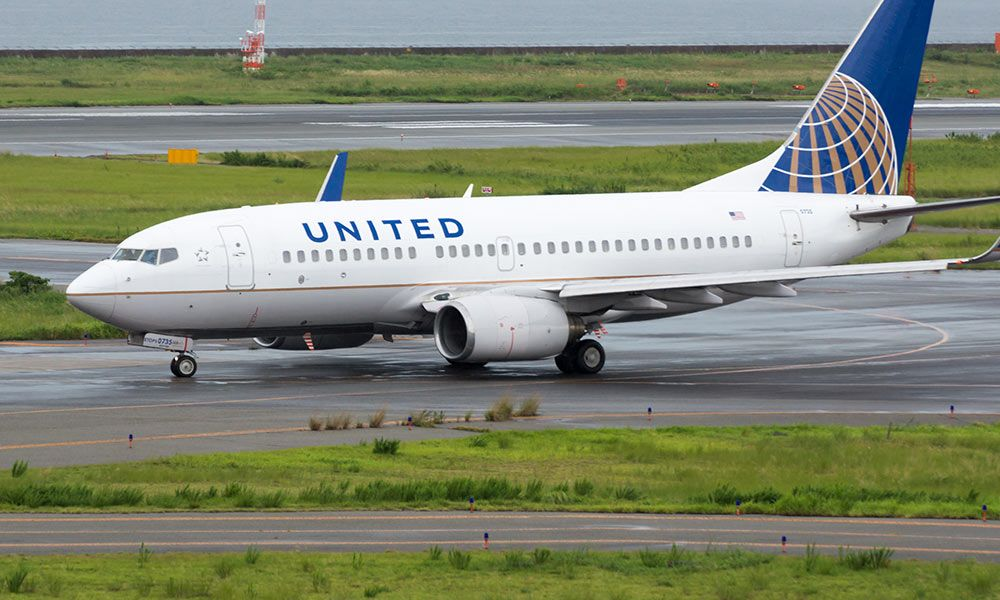 United S 737s With A Whopping 73 Black Friday Ysts