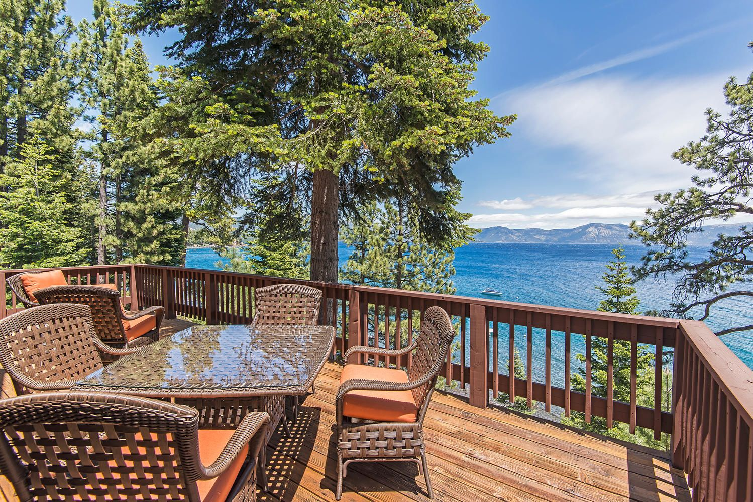 Lake Tahoe Vacation Rentals | Glimmering Shores Lake Front
