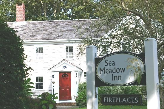 Sea Meadow Inn At Isaiah Clark House Went Last Weekend For A