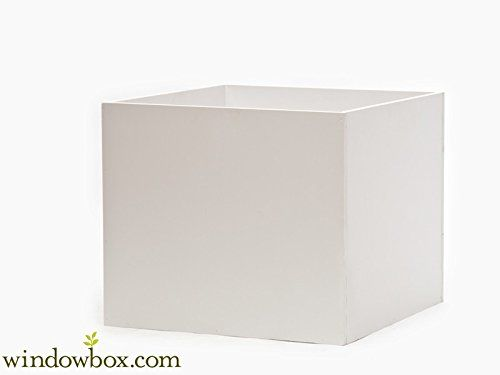 Square PVC Planter Liner 21 inches L x 20 inches W x 23 inches H >>> Learn more by visiting the image link.