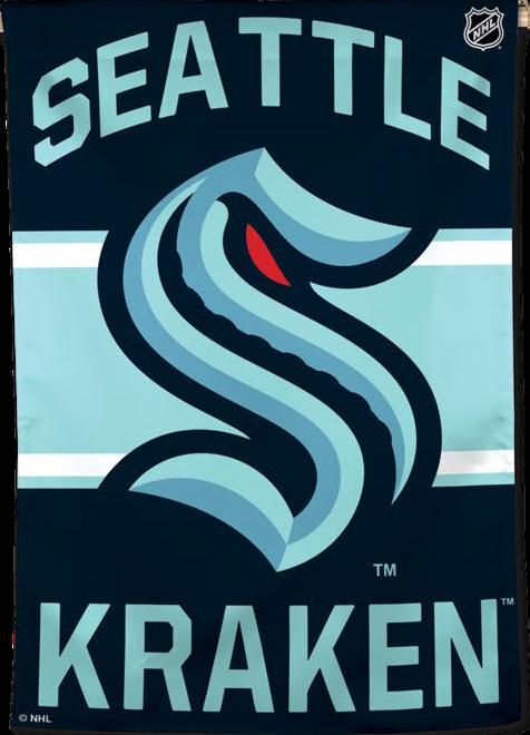 28 In 2020 Kraken House Flags Seattle