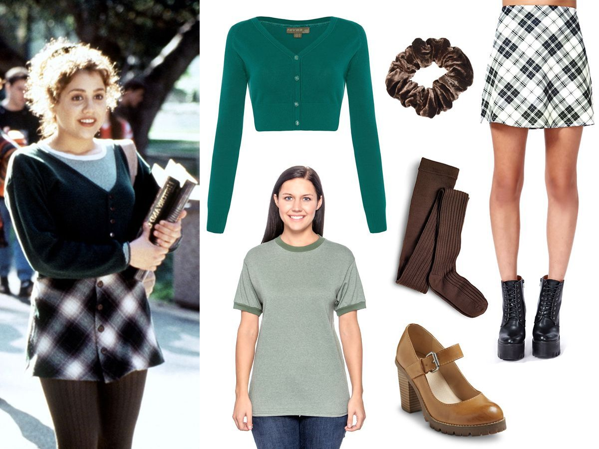 How To Dress Like Cher Dionne And Tai From Clueless This Halloween Clueless Outfits Clueless Costume Tv Show Outfits