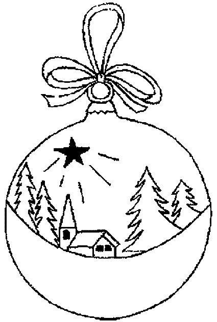 Christmas ball coloring pages | Coloring Pages | Christmas patterns ...