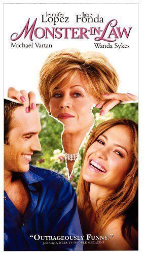 Monster In Law 2005 Jennifer Lopez Jane Fonda Wanda