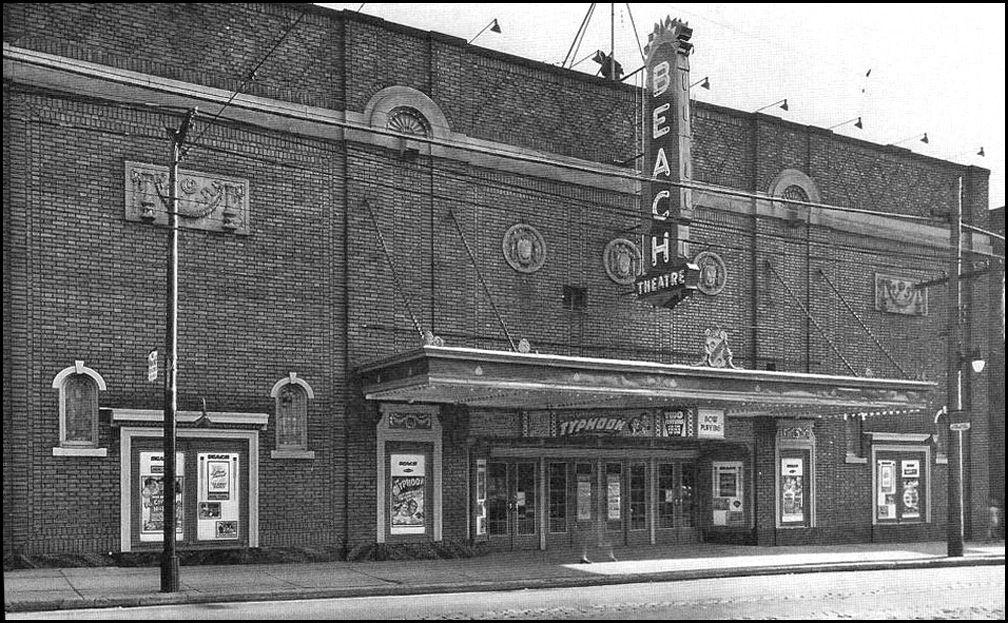 Beach Theatre  Queen St E Toronto
