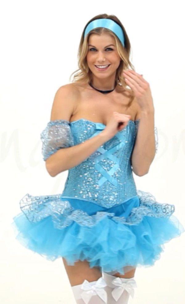 Sequin Cinderella Dress