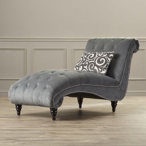 493 Found it at Wayfair Natalia Chaise Lounge