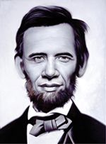Ron English's Abraham Obama