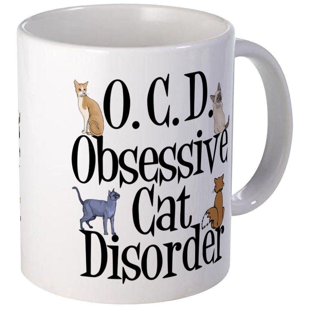 Cat Toys Interactive CafePress Funny Cat Mug Unique
