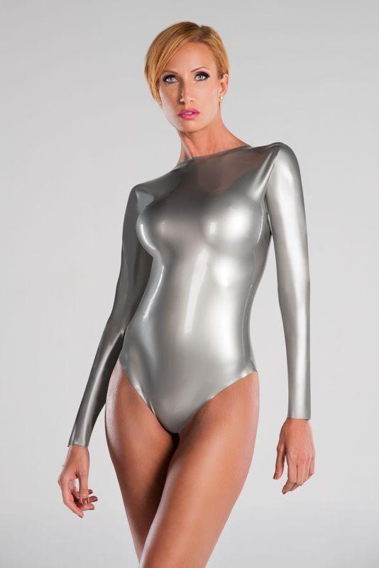 e7b9d760f93 Shiny leotard | Stuff to Buy | Latex leotard, Sexy, Latex fashion