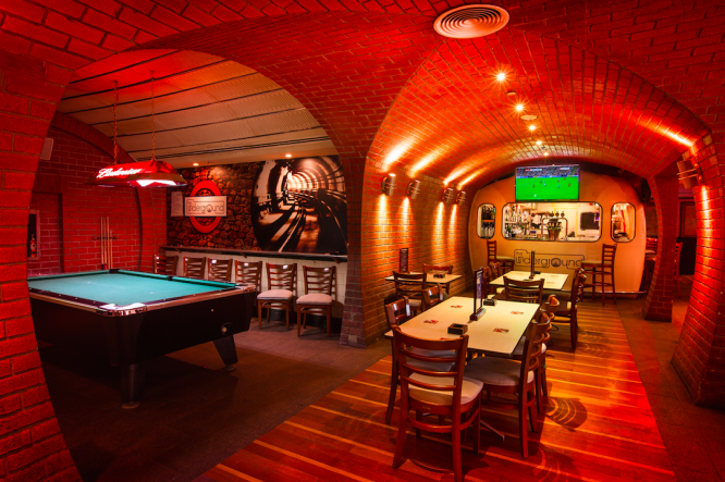 Top 10 Sports Bars In Dubai To Try Out #Bar #Barasti #club #