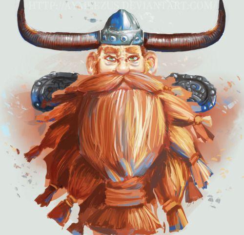 Stoick the Vast. :)