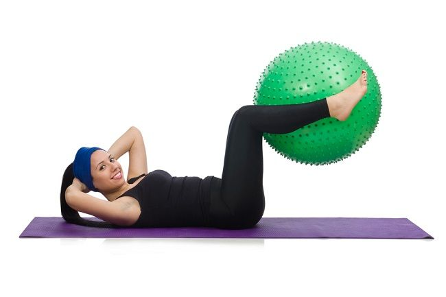 Benefits and Stay Fit with Overball Pilates!