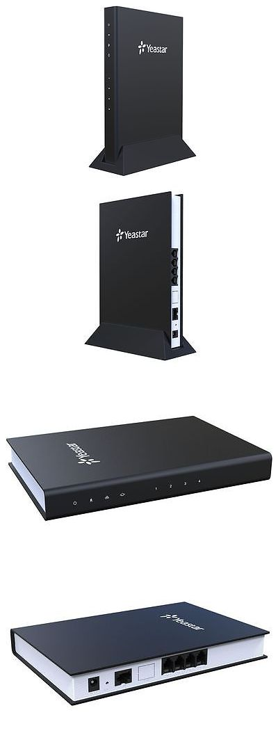 VoIP Phone Adapters 99269: Yeastar Yst-Ta410 4 Port Fxo Voip Sip Ip