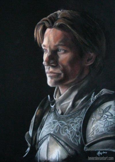 Jaime Lannister by Heverus