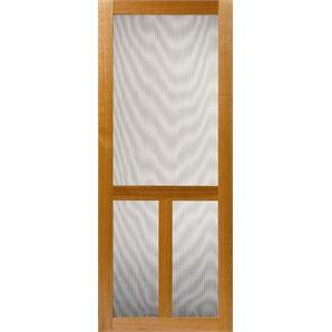 Corinthian Doors 2060 X 820 X 19mm Fresco 3 Lite Timber Screen Door Timber Screens Screen Door Timber