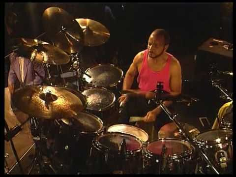 Phil Collins Take Me Home Live 1990 Chester Thompson Drum