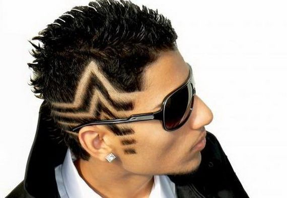 Admirable 1000 Images About Crazy Men39S Hairstyles On Pinterest Cut Hairstyles For Men Maxibearus