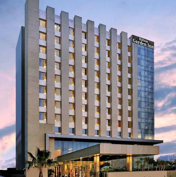 Hilton Garden Inn Gurgaon Baani Square In Gurgaon India With