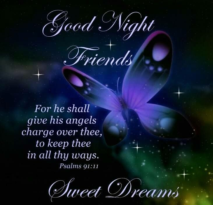 Good Night And God Bless You May You Have A Blessed Weekend Thank