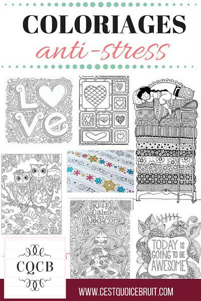 Comment Faire Un Coloriage Anti Stress.Coloriage Anti Stress Pour Adultes A Imprimer Printables