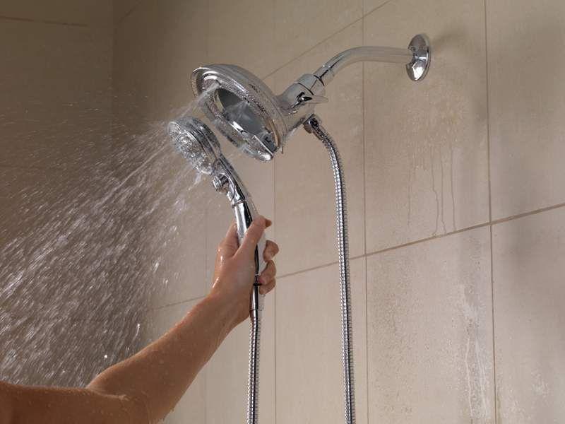 Delta 58471 Shower Heads Shower Accessories Removable Shower Head